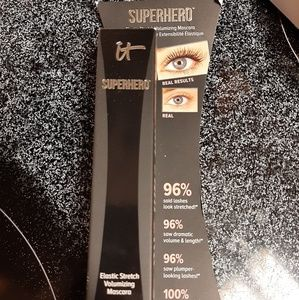 It Superhero Mascara brand new & Betty Boop blush